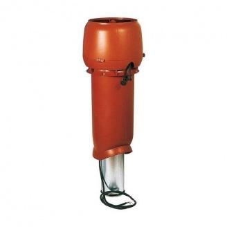 Вентилятор VILPE Eco 190 P 125х700 мм (RAL8004 медно-коричневый #8e402a)