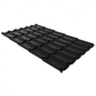 Металлочерепица Ruukki Monterrey Standard Polyestr 30 MATT basic 0,5 мм (#090803)