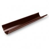 Ринва Galeco STAL135 135 мм 3 м (RS135-RY300-G) (RAL8017/шоколадний)