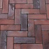 Клинкерный тротуарный кирпич Hagemeister Monasteria ригель 240x78x62 мм