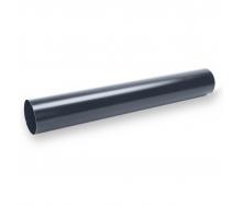 Водосточная труба Galeco STAL135 90 мм 3 м (SS090-RU300-G) (RAL7015/графит RR23)