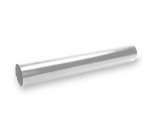 Водосточная труба Galeco STAL135 90 мм 3 м (SS090-RU300-G) (RAL9003/белый)
