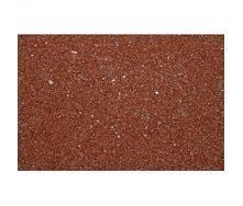 Тротуарная плитка Золотой Мандарин Кирпич стандартный на сером цементе 200х100х40 мм (красный)