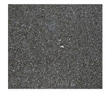 Тротуарная плитка Золотой Мандарин Старый город на сером цементе 120х40 мм (черный)