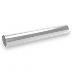 Стальная водосточная система-труба Galeco STAL135 90 мм 3 м SS090-RU300-G RAL9003/белый