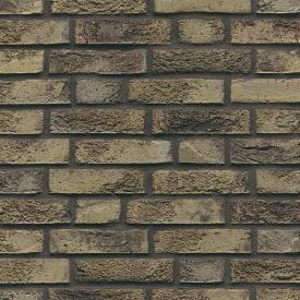 Клинкерный кирпич ручной формовки Muhr Klinker EM - WF 16 gesm. Norderney Gedаmpft 210x100x50 мм