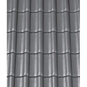 Керамическая черепица CREATON Harmonie 250х410 мм (grey engobe slipped)