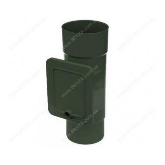 Люк для чистки Bryza 125 90,2х63,2 мм (зеленый / RAL 6020)