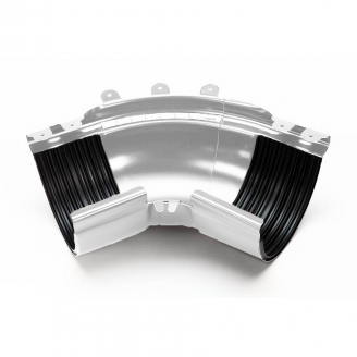 Угол внешний регулируемый 100-165° Galeco STAL135 135 мм (RS135-LZREG-G) (RAL9003/белый)