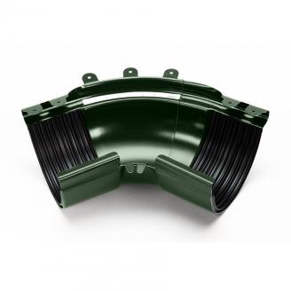 Угол внешний регулируемый 100-165° Galeco STAL135 135 мм (RS135-LZREG-G) (RAL6020/темно-зеленый)