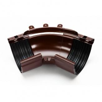 Угол внешний регулируемый 100-165° Galeco STAL135 135 мм (RS135-LZREG-G) (RAL8017/шоколадный)