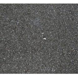 Тротуарная плитка Золотой Мандарин Квадрат большой на сером цементе 200х200х60 мм (черный)