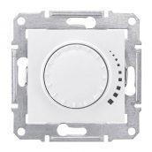 Светорегулятор Schneider Electric Sedna SDN2200721 поворотно-нажимной емкостный белый