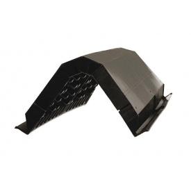 Коньковый вентилятор IKO AERPIXIES 360х600 мм черный