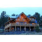 Будівництво дачного будинку з дерева