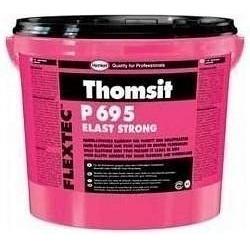 Міцна еластична клеюча суміш Thomsit P 695 FLEXTEC 16 кг