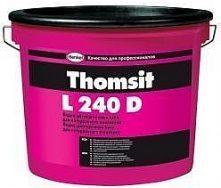 Водно-дисперсионный клей Thomsit L 240 D 35 кг для натурального линолеума