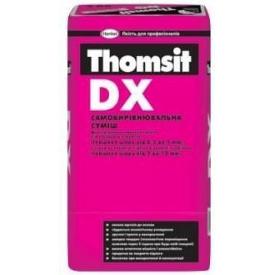 Самовирівнююча суміш Thomsit DX 25 кг