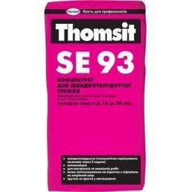 Концентрат для виготовлення швидкотверднучих стяжок підлог Thomsit SE 93 25 кг