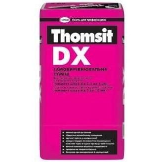 Самовыравнивающаяся смесь Thomsit DX 25 кг