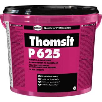 Полиуретановый клей для паркета Thomsit P 625 10,5 кг