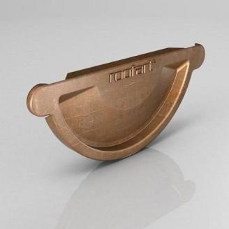 Заглушка универсальная CU Roofart Scandic Copper 125 мм медный