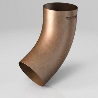 Колено CB Roofart Scandic Copper 100 мм 60 градусов медный