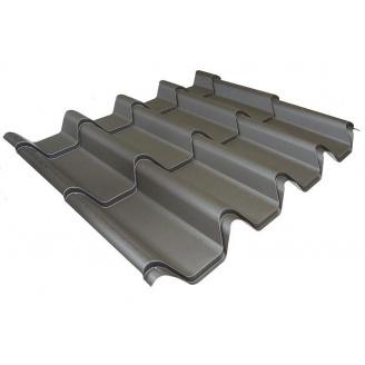 Металлочерепица Ruukki 40 Armorium Purex 0,5 мм