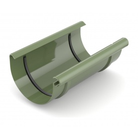 Муфта ринви Bryza 125 1240 мм зелений
