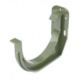 Тримач ринви ПВХ Bryza 75 85,3 мм зелений
