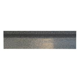 Коньково-карнизная черепица Shinglas 250х1000 мм индиго
