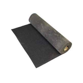 Ендовный ковер Shinglas 265х1005 мм Е14 черный