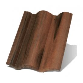 Цементно-песчаная черепица Terran Рустик ColorSystem коппо оддон