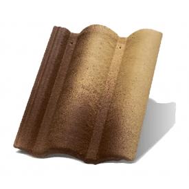 Цементно-песчаная черепица Terran Коппо ColorSystem модена