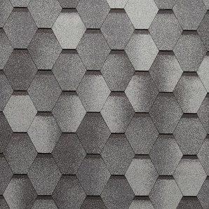 Битумная черепица Tegola Super Mosaic 1000х337 мм альпийский сланец