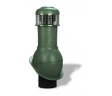 Вентиляційний вихід Wirplast Normal К66 150x500 мм зелений RAL 6020