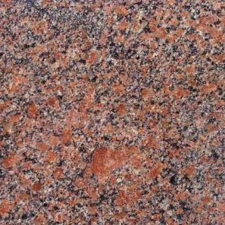 Плитка Withered з граніту полірованого Новоданилівське 600х600х10 мм червона