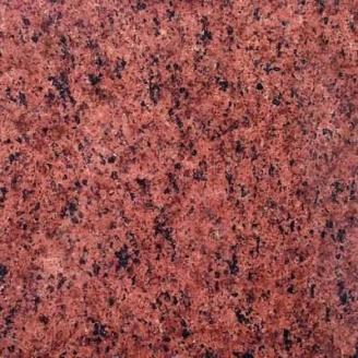 Плитка Maple Red полірована з Лезниківський каменю 600х600х10 мм червона