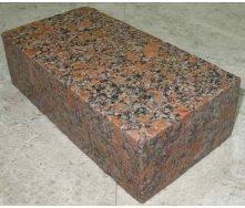 Тротуарная плитка Новоданиловская гранитная 20х10х3-5 см