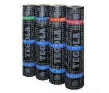Рулонная гидроизоляция Tegola Safety Plus Color 5 EBP - серый микс 1х8 м