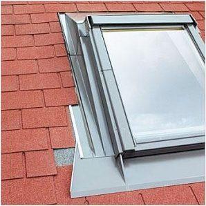 Ущільнюючий комір FAKRO EZA для зміни кута монтажу вікна 66x118 см