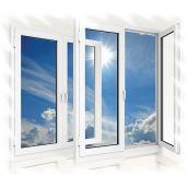 Металлопластиковое окно STEKO 1400х1300 мм