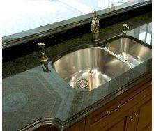 Столешница кухонная гранитная Verde Oliva 600х20 мм