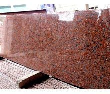 Столешница каменная для кухни Лезники Maple Red 600х40 мм