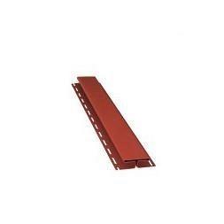 Профиль BRYZA Н 3000х85 мм красный/RAL 3011