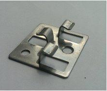 Клипса из нержавеющей стали для террасной доски Polymerwood
