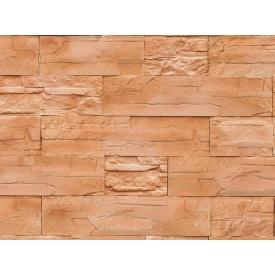 Декоративна гіпсова плитка під камінь Монако 003 1,05 м2