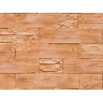 Декоративная гипсовая плитка под камень Монако 003 1,05 м2