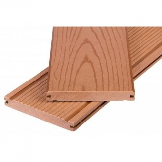 Террасная доска Polymerwood Massive 150х20х2200 мм венге