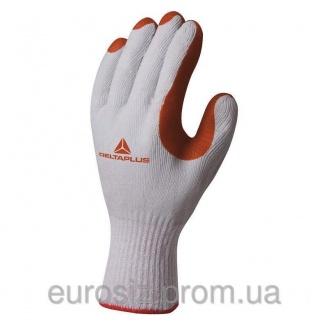 Перчатки рабочие DELTA PLUS с латексным покрытием VE79910